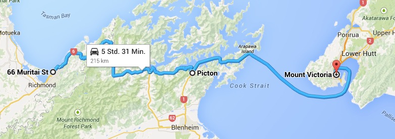 Nelson - Wellington