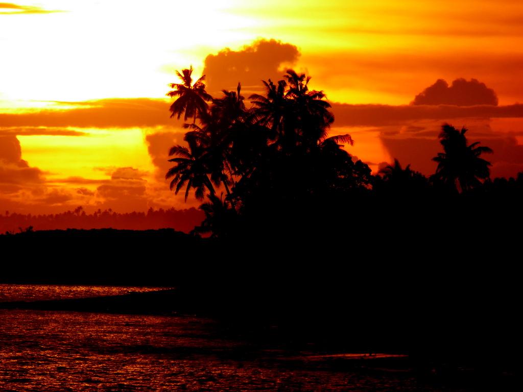 Sunset @ Taufua